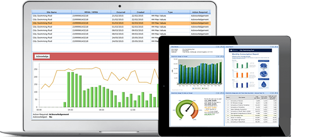 Power Monitoring Software : Energy management software systemslink